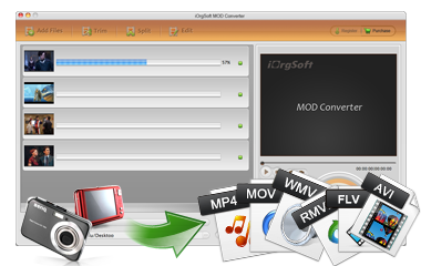 tod converter mac, managen video und audio